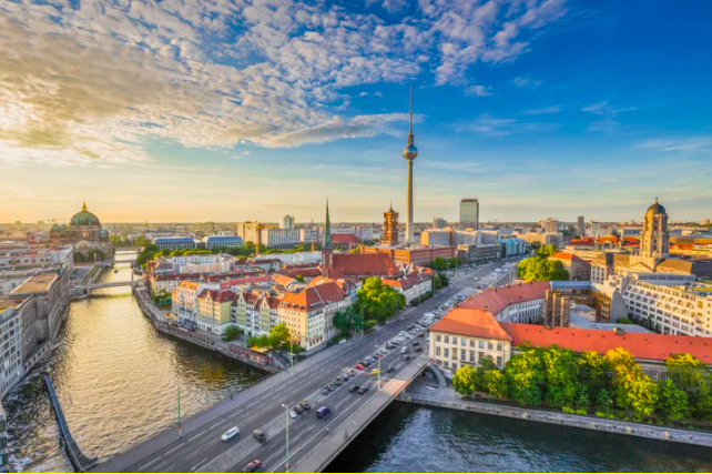 Berlin - Most Sustainable Cities in Europe